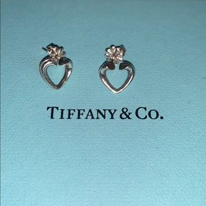 Tiffany & Co earrings
